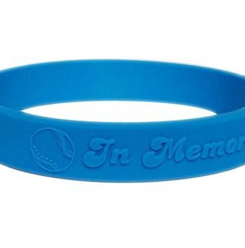 Embossed Wristbands